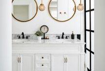 Bathrooms / Beautiful bathroom details to inspire
