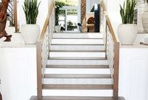 Entries + Staircases / gorgeous entries and staircases
