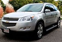 Chevrolet Traverse -  Television Spots, Vlogs and Blog Posts / We love our tricked out Chevrolet Traverse LTZ. Cars, cross-over, fuel economy, Chevy, rev, test-drive, first drive.
