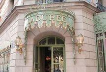 Pâtisseries et confiseries / by Paris ⚜