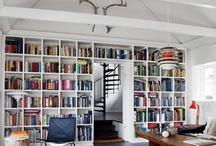 Interiors - Library