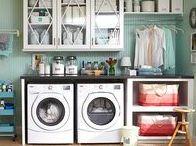 Laundry + Mud Rooms