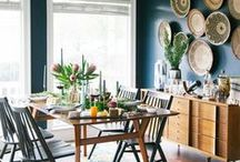 Dining Spaces / A collection of inspiring dining spaces and nooks