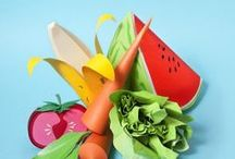 Food Design / clever food photography & food packaging and design / by Caro Turlings