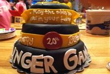 My Hunger Games Party