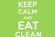 Clean Eating / by Jackie Young