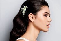 Wedding Hair Styles / Create your ideal wedding hair style with Uvelle Hair! Our collection of 100% Virgin Indian Remy Hair Extensions are perfect for creating your perfect style for your big day! Be Inspired by our Pinterest Board!    #weddinghair #weddinghairstyle #wedding #uvelle #uvellehair #virginhair #indianhair #peruvianhair #brazilianhair #humanhair #remyhair #clipinhair #clipinhairextensions #hairextensions #hair #hairstyle #haircolor #wavyhair #curlyhair #straighthair