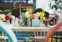 Table. / Beautifully designed tablescapes and place settings.