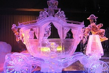 Cold and Ice / Beautiful ice sculptures and cold places... / by Rose