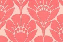 Patterns & Textiles that Wow Me / by Vanda Vintage