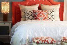 Bedroom ideas / by Megann Mann