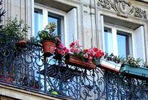 Persienne / by Paris ⚜
