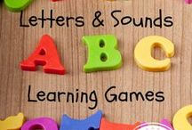 Phonemic Awareness / Teach your child how to read and start with letters and alphabet sounds.