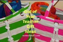 Teacher Gifts / Gifts Teachers Will LOVE!