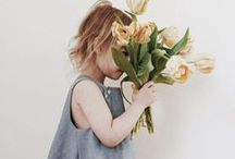 Littles ones. / Flower girls, pageboys and kid's style.
