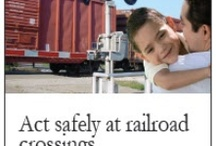 International Level Crossing Awareness Day 2013 / Photos, news stories and events by Operation Lifesaver programs and safety partners in observance of ILCAD 2013