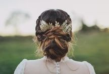 Adorn. / Bridal hairpieces, veils, flower crowns and accessories