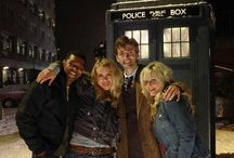 Doctor Who  / by Christine Oubre