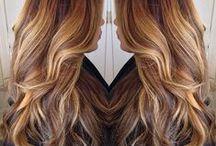 Hair Color, Waves, & Curls