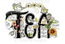 It's Tea Time / by Christine Oubre