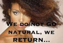 Natural /  A celebration of #naturallycurly #hair textures!  www.uvellehair.com
