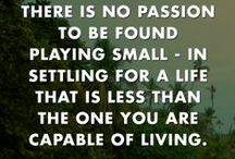 Being Passionate / by Barry Kurtz
