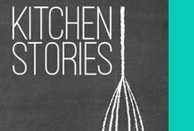 Kitchen stories inspiration / Our new baby - foodblog is born! We want to share our recipes further....  www.kitchenstories.cz