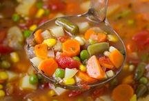 Soups and Stews / Delicious soups and stews to try in fall and winter!