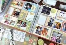 Scrapbooking / by Rose