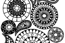 Patterns - embroidery.....?