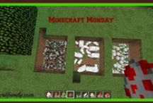 Minecraft Madness / All Minecraft all the time! Everything from how to's on playing Minecraft, Minecraft clothing, Minecraft Toys and Minecraft party ideas!