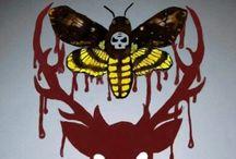 New Tattoo - Hannibal Tribute