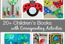 Activities for Kids: Inspired by Books