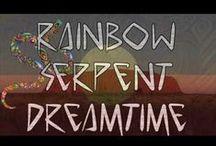 Rainbow Serpent Mythology / Indigenous Australian myths about the Rainbow Serpent.