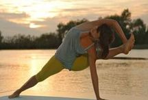 Goga Yoga Inspiration for being healthy and happy / by Betsy Dionne