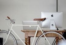 Workspaces / Where creatives work and play.