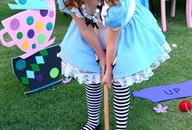 PARTY: ALICE IN WONDERLAND BIRTHDAY / Tea Party Style