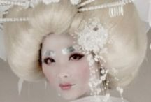 COLORS: WHITE / The human culture has many references to white, often related to purity and cleanness,