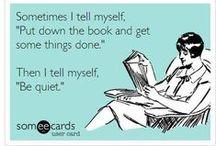 Books, books, books / by Katherine Kennedy
