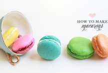 Macarons / by Luciana Borges