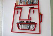 Bookshelves baby!