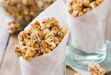 popcorn / by Correna's Pins