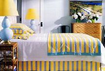 Guest Room in Yellow