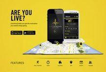 Amazing UI/UX Design / Gorgeous web and ui/ux design.