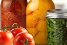 Canning and Pantry / by Cari Anne
