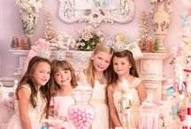 PARTY: TEA TIME / Spring Tea Party For The Girls