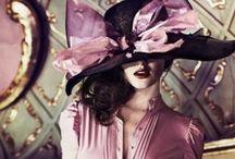 COLORS: LAVENDER PINKS & MAUVE / A pale or lavender pink colors.