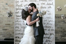 Wedding - The Big Day / One day I'm going to put these ideas into reality / by Alexis Hagan