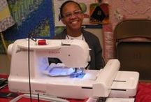 Singer Futura / The Singer Futura is a sewing and embroidery machine all in one. The neat thing about the futura is the software and how creative you can be with your embroidery. Visit me at www.jennys-sewing-studio.com for lots of information, products, free designs and classes on the Singer Futura.    http://cart.jennys-sewing-studio.com/index.php?main_page=product_info&cPath=587&products_id=3122