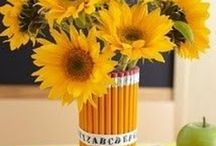 back to school / by Correna's Pins
